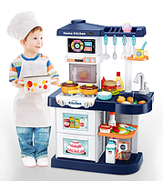 Детская кухня для девочек со звуком и светом