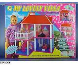 Детский домик с мебелью , фото 3