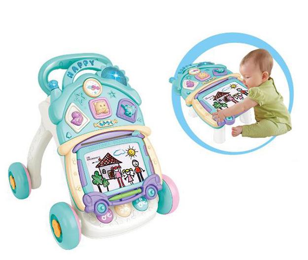 Детская игрушка для обучения ходьбе