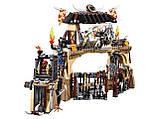 Конструктор «пещера драконов», 1714 детали для малышей, фото 3