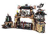 Конструктор «пещера драконов», 1714 детали для малышей, фото 4