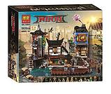 Конструктор « порт ниндзяго сити » , 3635 детали, фото 2