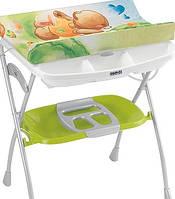 Пеленальный столик с ванной Cam Volare