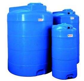 Полиэтиленовые емкости для воды