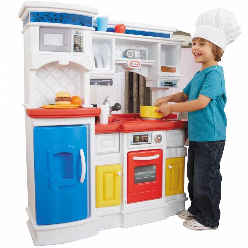 Кухня детская Gourmet Corner Little Tikes 173028