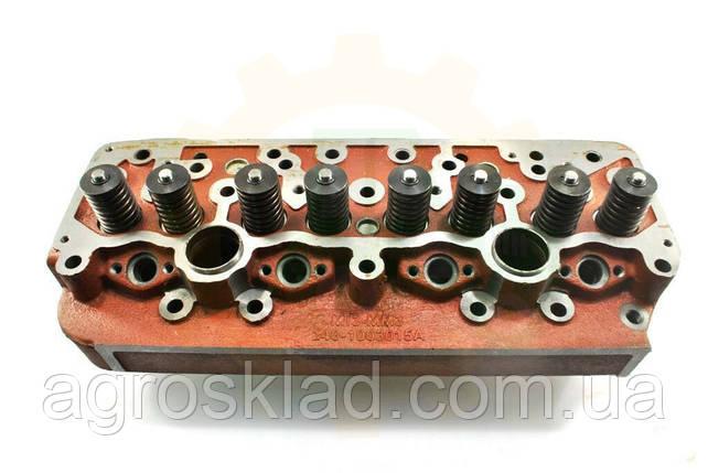 Головка блока цилиндров МТЗ  6 шпилек 240-1003012, фото 2