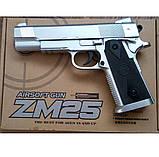 Пистолет детский металический, фото 4