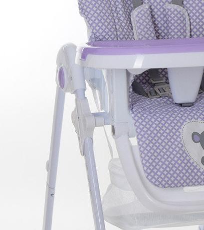 Детский стульчик teddy lilac