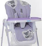 Детский стульчик teddy lilac, фото 2