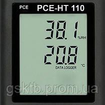 Регистратор температуры и влажности PCE-HT110 (Германия), фото 2