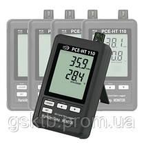 Регистратор температуры и влажности PCE-HT110 (Германия), фото 3