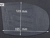 Подметка резиновая BISSELL, art.RB 58B, цв. чёрный