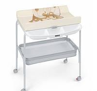 Пеленальний столик з ванночкою Cam Ulisse