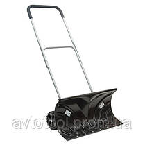 Ковш для уборки снега на колесах 660*320 мм, ручка 1080 мм, FT-2095 INTERTOOL, фото 2