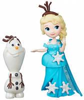 Эльза и Олаф, Холодное сердце, Маленькое королевство, Disney Frozen (DB5186 (B5185-2))