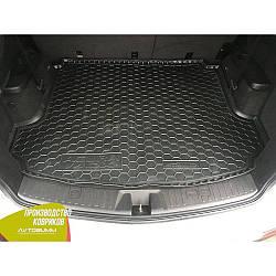 Авто килимок в багажник Acura MDX 2006-2014 (Avto-Gumm) Автогум