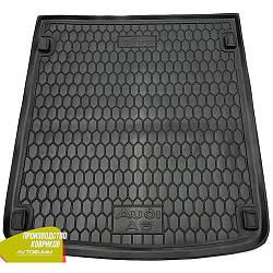 Авто коврик в багажник Audi A6 (C7) 2014- Universal (Avto-Gumm) Автогум