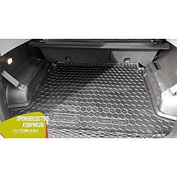 Авто коврик в багажник Chevrolet Orlando 2011- (7-мест) (Avto-Gumm) Автогум