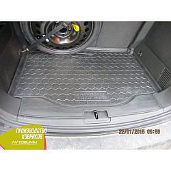 Авто килимок в багажник Chevrolet Tracker 2013- (Avto-Gumm) Автогум