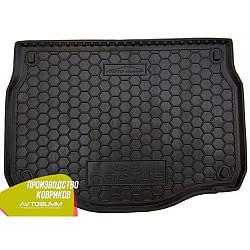 Авто коврик в багажник Citroen C4 Cactus 2015- (Avto-Gumm) Автогум