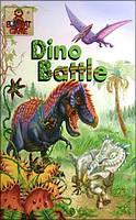Настольная  игра для всей семьи Dino Battle