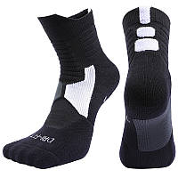 Баскетбольные носки Elite Pure Knitted Dri-fit Basketball Foot Mid Socks