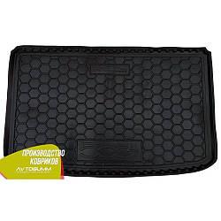 Авто килимок в багажник Fiat 500L 2013- (Avto-Gumm) Автогум