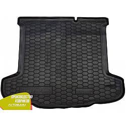 Авто килимок в багажник Fiat Tipo 2016 - Sedan (Avto-Gumm) Автогум