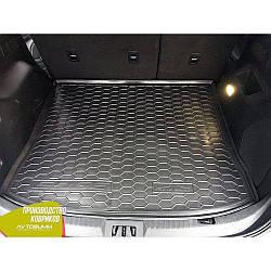 Авто коврик в багажник Ford Edge 2 2014- (Avto-Gumm) Автогум