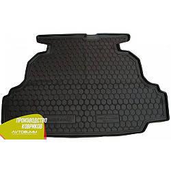 Авто коврик в багажник Geely Emgrand (EC7) 2011- Sedan (Avto-Gumm) Автогум