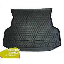 Авто коврик в багажник Geely GC6 2014- (Avto-Gumm) Автогум