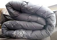 """Двуспальное одеяло на овчине """"№732"""" (172х205)"""