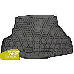 Авто коврик в багажник JAC J5 2013- (Avto-Gumm) Автогум