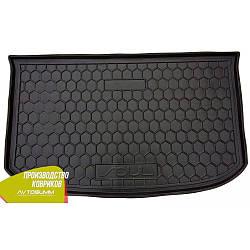 Авто килимок в багажник Kia Soul 2014- (верхній) (Avto-Gumm) Автогум