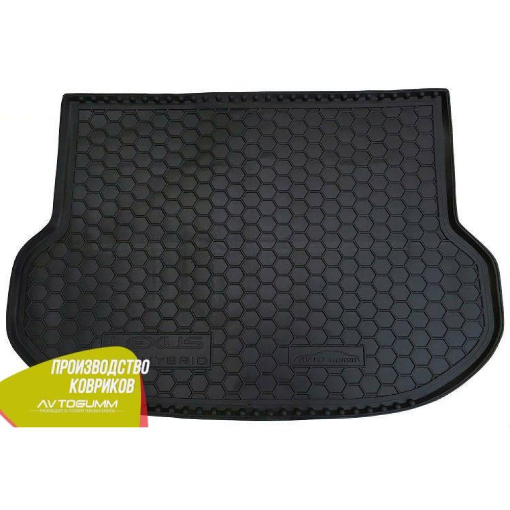 Авто коврик в багажник Lexus NX 2014- (Avto-Gumm) Автогум
