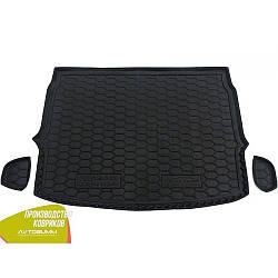 Авто килимок в багажник Nissan Qashqai 2017 - FL верхня полиця (Avto-Gumm) Автогум