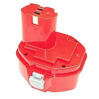 Аккумулятор для шуруповерта Makita 1433 2.0Ah 14.4V красный 2000 mAh, , 14,4 V