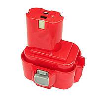 Аккумулятор для шуруповерта Makita 192638-6 1.5Ah 9.6V красный 1500 mAh, , 9,6 V
