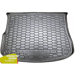 Авто коврик в багажник Range Rover Evoque 2011- (Avto-Gumm) Автогум