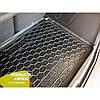 Авто килимок в багажник Renault Captur 2015 - верхня полиця (Avto-Gumm) Автогум, фото 4