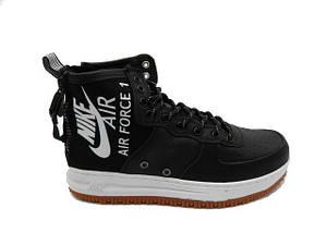 Кроссовки подростковые * Nike (Реплика) 1017-1 черный