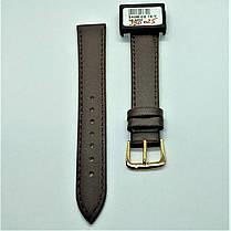 16 мм Кожаный Ремешок для часов CONDOR 340.16.02 Коричневый Ремешок на часы из Натуральной кожи, фото 2