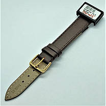 16 мм Кожаный Ремешок для часов CONDOR 340.16.02 Коричневый Ремешок на часы из Натуральной кожи, фото 3