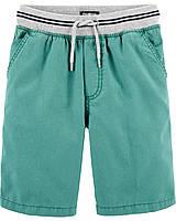 Качественные и модные шорты на завязках для мальчика ОшКош