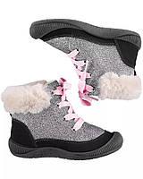 Детские ботинки OshKosh для девочки