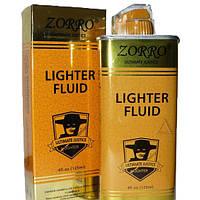 """Бензин для заправки зажигалок """"ZORRO"""" 125mm"""