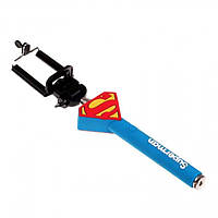 Монопод супергерои (SUPERMAN, BATMAN) с кабелем
