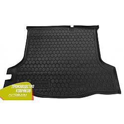 Авто килимок в багажник Renault Logan 2013 - Sedan (Avto-Gumm) Автогум