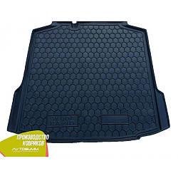 Авто коврик в багажник Skoda Rapid 2013- Liftback (Avto-Gumm) Автогум