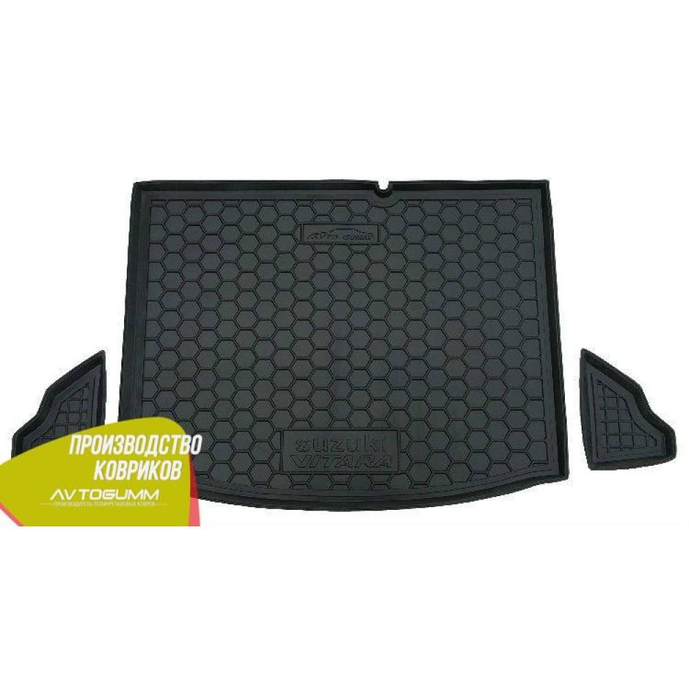 Авто килимок в багажник Suzuki Vitara 2014- (Avto-Gumm) Автогум
